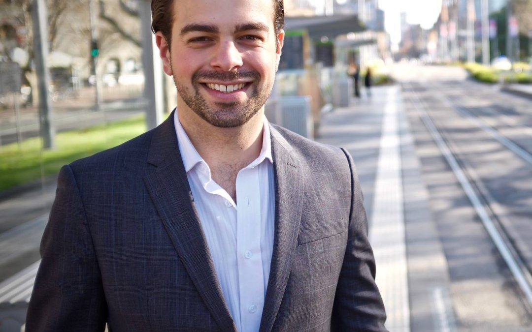 Episode #552: Jordan D'Urbano: The Most Consistent Way to Scale Your Business