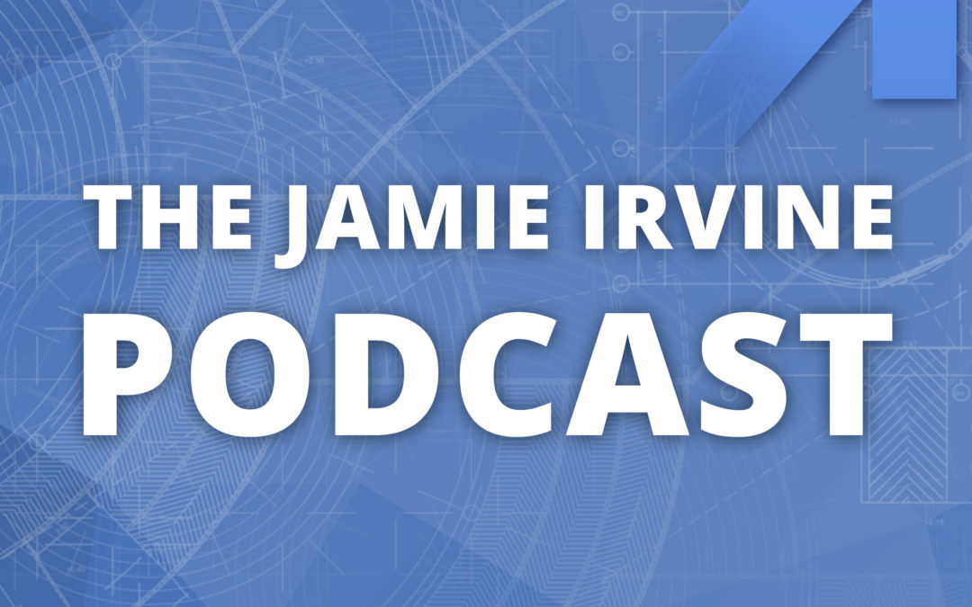 Interview on The Jamie Irvine Podcast