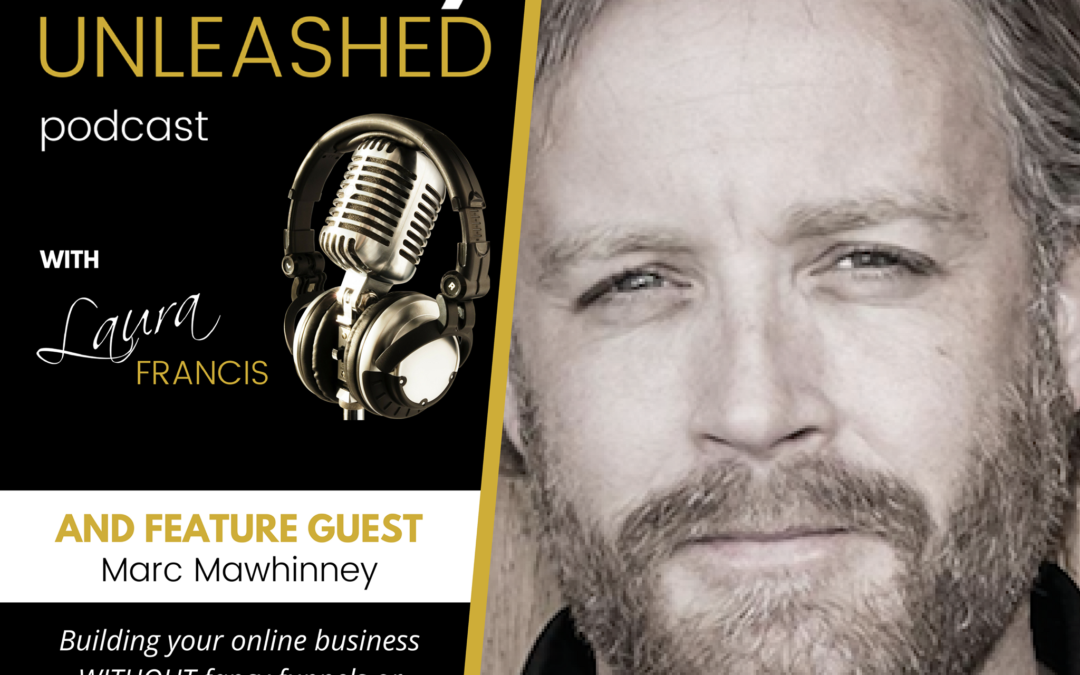 Interview on The Badassery Unleashed Podcast