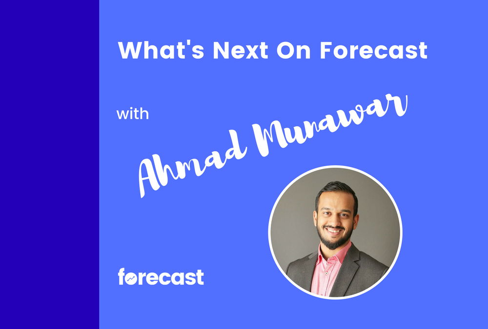 Interview on the Forecast podcast