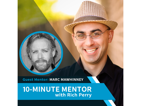 Interview on The 10-Minute Mentor