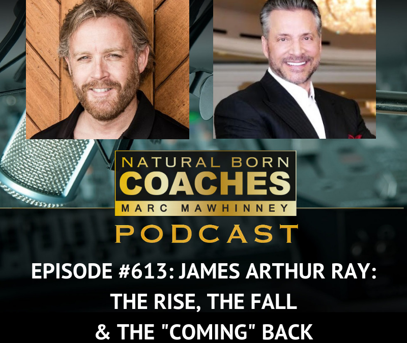 "Episode #613: James Arthur Ray: The Rise, The Fall & The ""Coming"" Back"