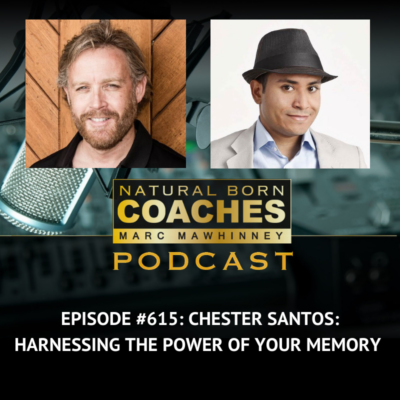 Episode #615: Chester Santos: Harnessing The Power of Your Memory