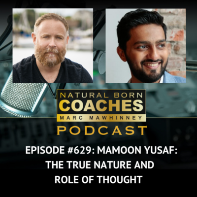 Episode #629: Mamoon Yusaf: The True Nature and Role of Thought
