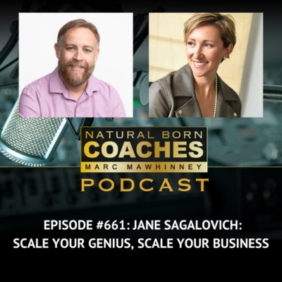 Episode #661: Jane Sagalovich: Scale Your Genius, Scale Your Business