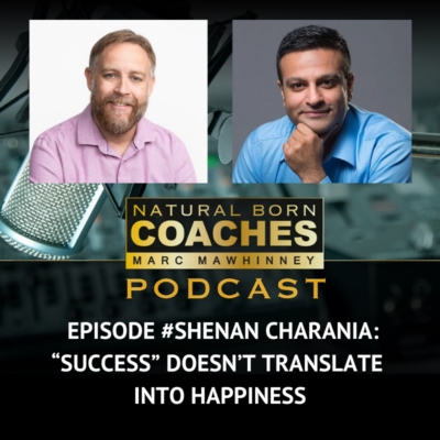 "Episode #662: Shenan Charania: ""Success"" Doesn't Translate into Happiness"