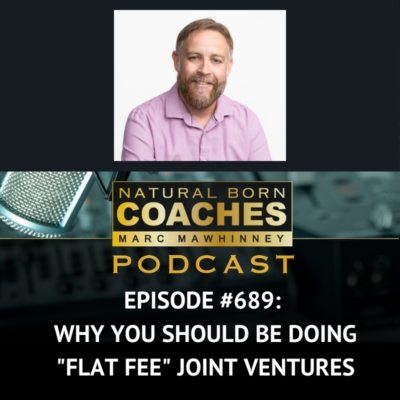 "Episode #689: Why You Should Be Doing ""Flat Fee"" Joint Ventures"