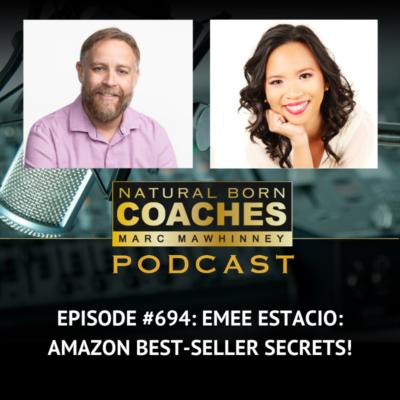 Episode #694: Emee Estacio: Amazon Best-Seller Secrets!