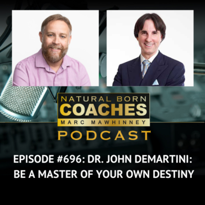 Episode #696: Dr. John Demartini: Be a Master of Your Own Destiny