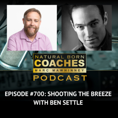 Episode #700: Shooting the Breeze with Ben Settle