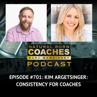 Episode #701: Kim Argetsinger: Consistency for Coaches