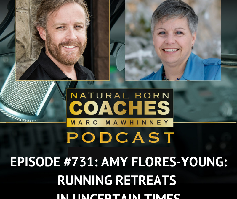 Episode #731: Amy Flores-Young: Running Retreats in Uncertain Times