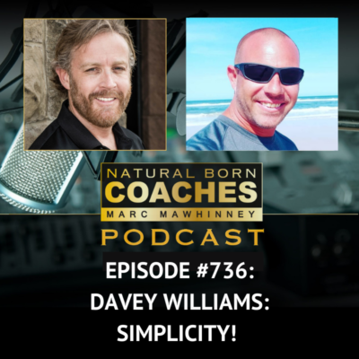 Episode #736: Davey Williams: Simplicity!